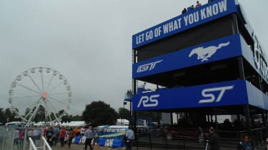 Goodwood 2016 - ford and wheel