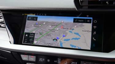 Audi S3 long termer - first report sat-nav