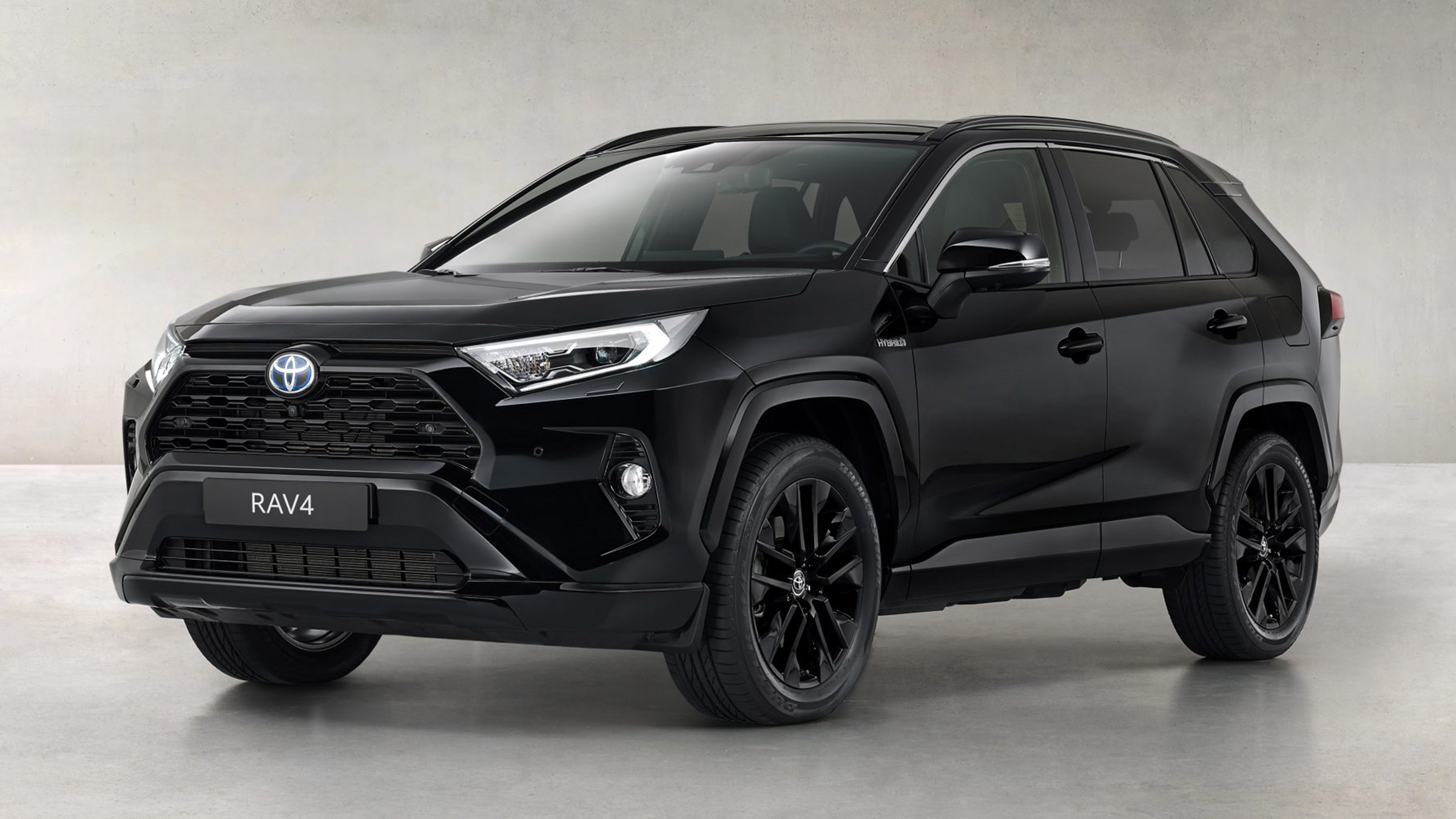 New 2020 Toyota Rav4 Black Edition Added To Line
