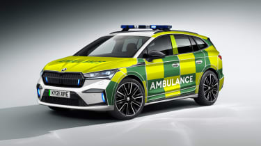 Skoda Enyaq - Ambulance