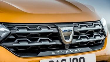 Dacia Sandero Stepway - grille