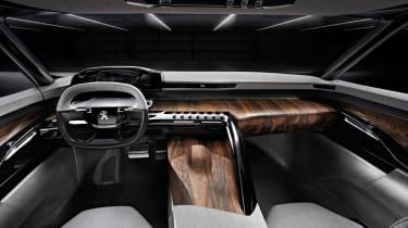 Peugeot Exalt concept car 5
