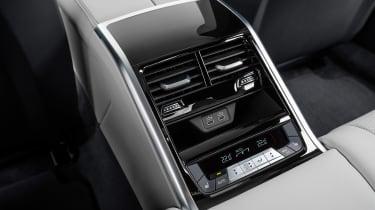 BMW M8 Gran Coupe - rear screen