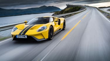 Ford GT Norway road trip - header