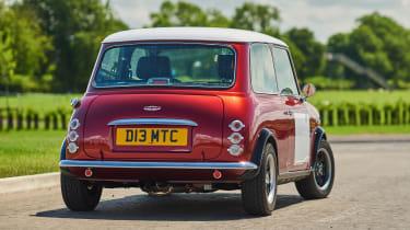 David Brown Mini Remastered - rear static