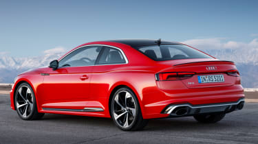 Audi RS5 2017 - rear quarter