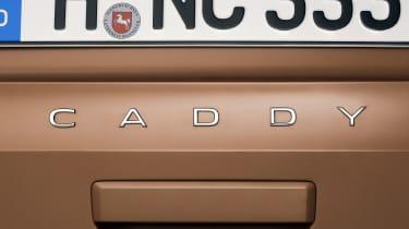 2020 Volkswagen Caddy - badge