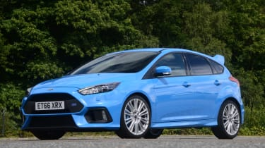 Ford Focus RS - front static