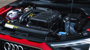Audi A1 - engine