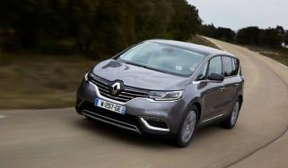 Renault Espace - front