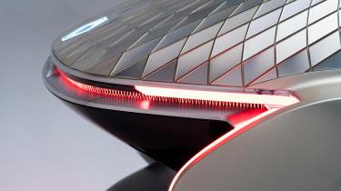 Renault EZ-Ultimo - rear lights