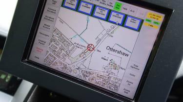 Ambulance feature - navigation