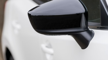 Mazda 3 Sport Black - door mirror
