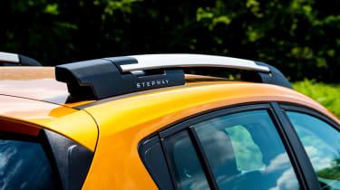 Dacia Sandero Stepway long termer - first report roof