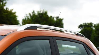 MG GS SUV 2016 - roof rails
