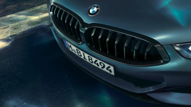 BMW 8 Series Coupe First Edition - grille