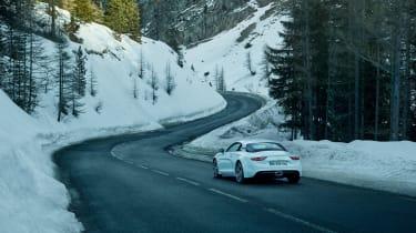 Alpine A110 - rear
