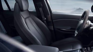 NIO ES6 - drivers seat
