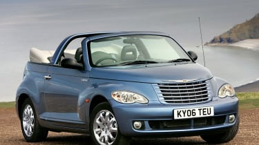 What are the worst cars ever - Chrysler PT Cruiser Convertible
