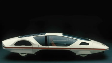 Pininfarina (Ferrari) Modulo, 1970