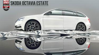 Skoda Octavia Estate - 2019 Estate Car of the Year