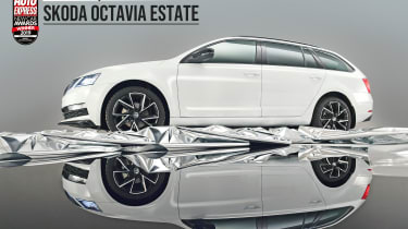 Skoda Octavia Estate - 2019 Estate Car of the Year