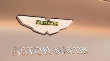 Aston Martin DB11 Volante - Aston Martin logo