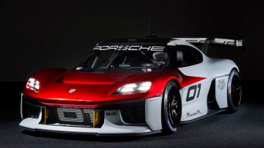 Porsche Mission R - front static