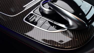 Mercedes-AMG CLS 53 - infotainment controls