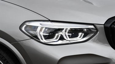 bmw x3 m light