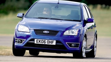 Best cars for under £5,000 - Ford Focus ST