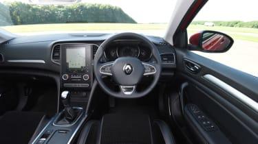 Renault Megane Sport Tourer - interior
