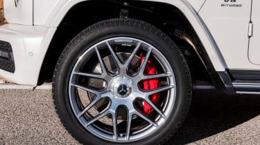 New Mercedes-AMG G 63 - wheel