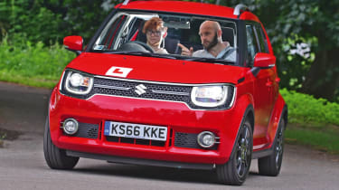 Our fleet cars 2017 - Suzuki Ignis