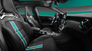 Mercedes-AMG A 45 PETRONAS 2015 World Champion Edition interior