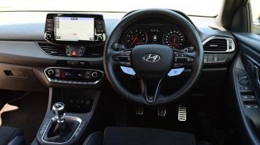 Hyundai i30 N - dash