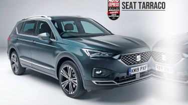 SEAT Tarraco - 2019 Large SUV of the Year