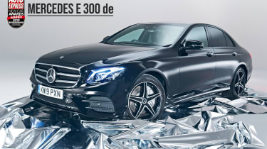 Mercedes E 300 de - 2019 Premium Hybrid Car of the Year