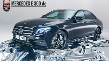 Mercedes E 300 de - 2019 Premium Hybrid Car of the Year