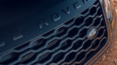 Range Rover Velar R-Dynamic Black - grille