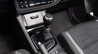 New Toyota Auris 2015 gearstick