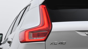 Volvo XC40 T4 - rear light