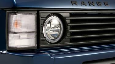 Range Rover Chieftain - headlight