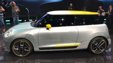 2019 MINI Electric Concept Frankfurt - passenger side