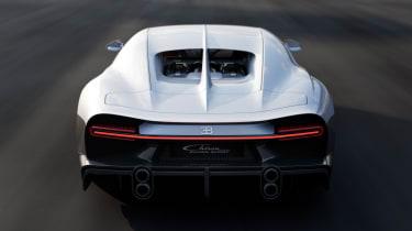 Bugatti Chiron Super Sport - full rear
