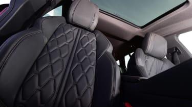 Peugeot 508 SW estate seats
