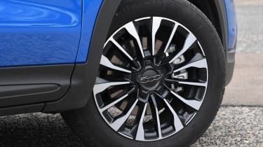 fiat 500x alloy wheel
