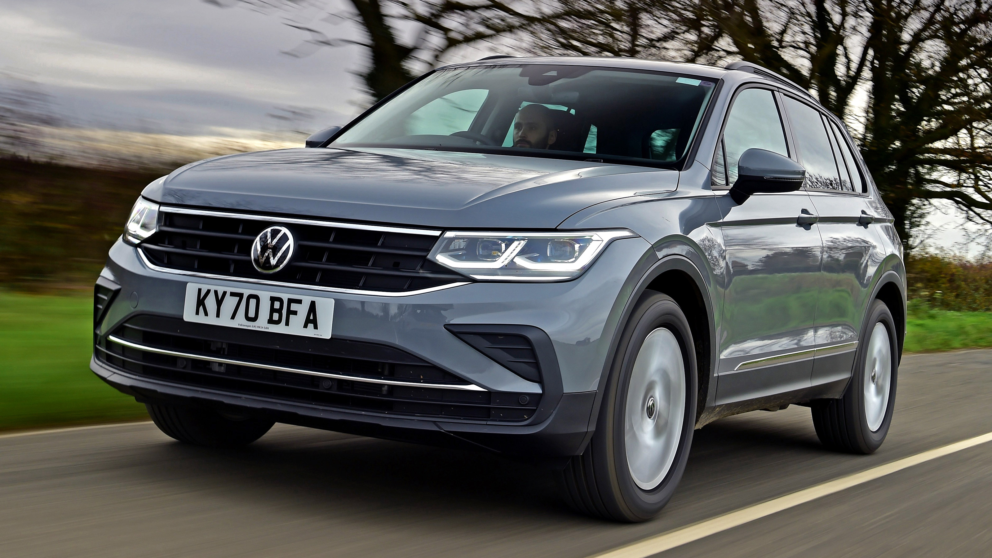 New Volkswagen Tiguan Life 2020 Review Auto Express