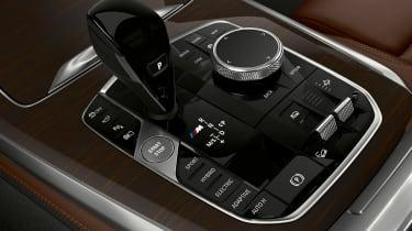 BMW X5 plug-in hybrid - gear selector