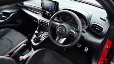 Toyota GR Yaris - interior